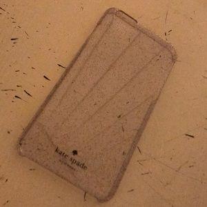 Kate spade iPhone 6 6s phone case